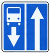 Какой штраф за езду по автобусной полосе?