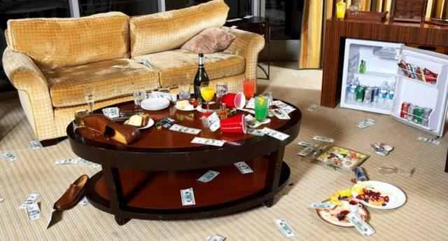 Порча имущества арендатором в квартире: как доказать, последствия?
