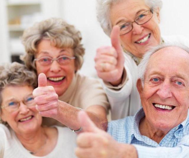 Как оформить пожилого человека в государственный дом престарелых