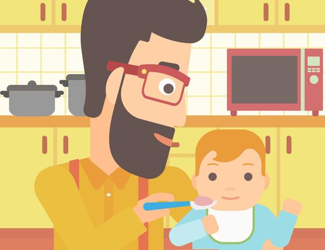 В декретный отпуск отцу ребёнка: как оформить и какие будут выплаты