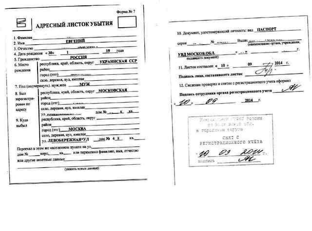 Выписка из квартиры: правила, порядок, необходимые документы и нюансы