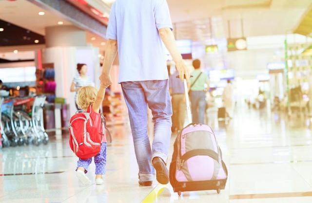 Правила пересечения границы с детьми
